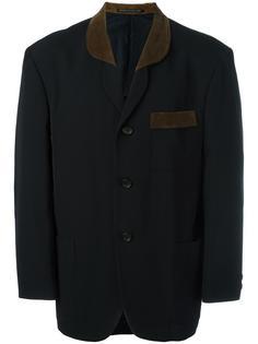 corduroy detail jacket Yohji Yamamoto Vintage