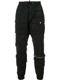 спортивные брюки Mostly Heard Rarely Seen