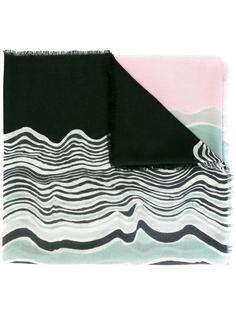 шарф 'Wave Band'  Diane Von Furstenberg