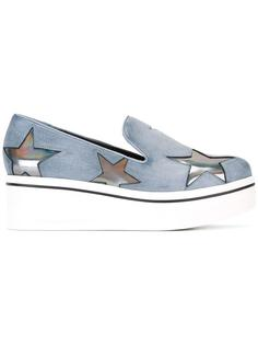 Star Binx slip-on loafers Stella McCartney