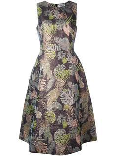 sleeveless jacquard dress  Essentiel Antwerp