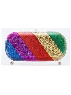 клатч 'Rainbow Pill' Sarah's Bag