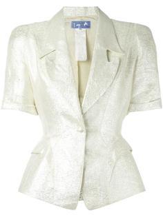 lurex jacket Thierry Mugler Vintage