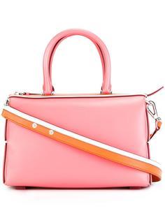 сумка-тоут с контрастной деталью Emilio Pucci