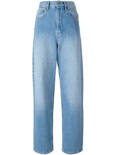 джинсы 'Corby' свободного кроя  Isabel Marant Étoile
