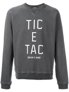 толстовка 'Tic E Tac' Dsquared2