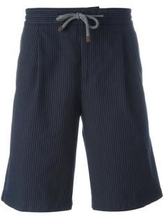 шорты на шнурке Brunello Cucinelli