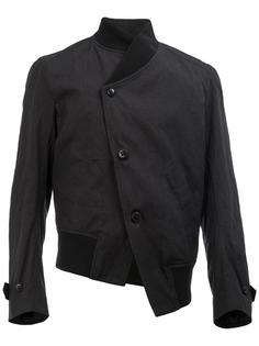 асимметричная куртка Ann Demeulemeester Grise