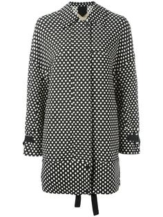 'Joho' polka dots coat Christian Wijnants