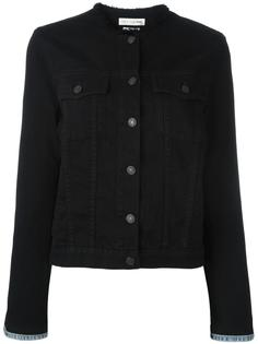 collarless denim jacket  Rag & Bone