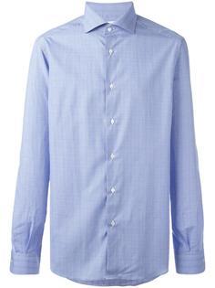 клетчатая рубашка Fashion Clinic