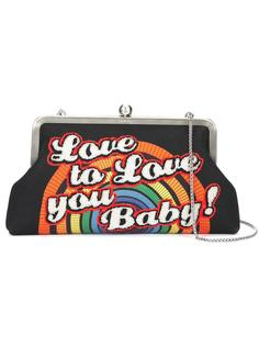 клатч 'Love to Love You Baby'  Sarah's Bag