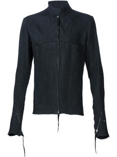 raw edge jacket Ma+