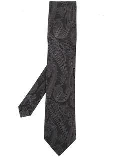 жаккардовый галстук с узором пейсли Etro