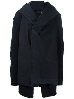 объемная куртка с капюшоном Isabel Benenato