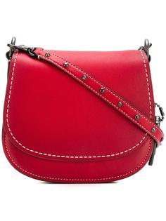 маленькая сумка через плечо Coach
