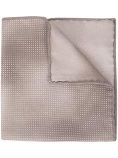 карманный платок со стилизованным принтом Brunello Cucinelli