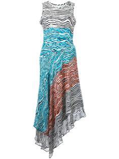 платье 'New Wave' Diane Von Furstenberg