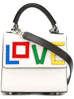 сумка через плечо 'Rainbow Love' Les Petits Joueurs