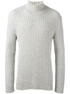 ribbed turtle neck jumper Helmut Lang Vintage