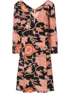 платье шифт с цветочным принтом Creatures Of The Wind
