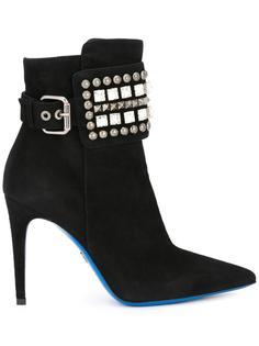 ботинки с заклепками Loriblu