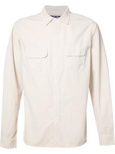 рубашка с нагрудными карманами Alex Mill