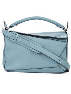 сумка-тоут с геометрическим дизайном Loewe
