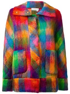 multicoloured jacket Jc De Castelbajac Vintage