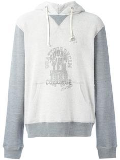 'College' hoodie Maison Margiela