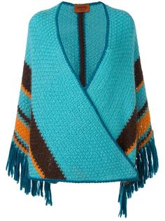 'Strip Reverso' shawl Missoni Vintage