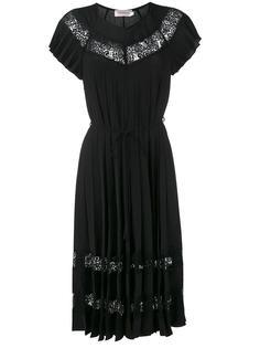 платье 'Winsome Sunray'  Zimmermann