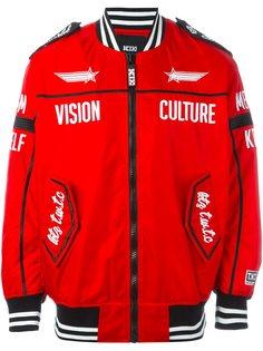 куртка-бомбер 'Vision Culture' KTZ