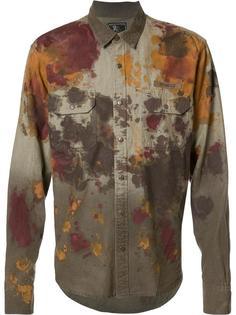 джинсовая рубашка 'Pigment Spray'  Prps