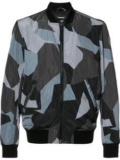 куртка-бомбер 'J-kill Digital'  Diesel