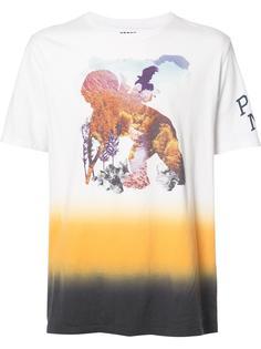 футболка Forest Print Cherub Prps