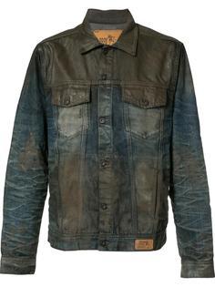 джинсовая куртка с нагрудными карманами Prps