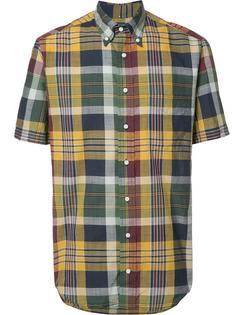 рубашка в клетку Gitman Vintage