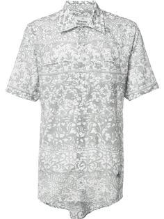 рубашка с цветочным принтом Vivienne Westwood Man