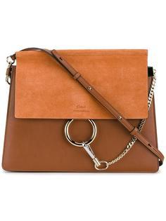 сумка на плечо 'Medium Faye' Chloé