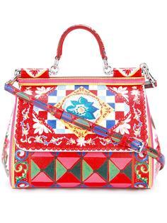 сумка-тоут 'Sicily Mambo' Dolce & Gabbana