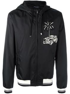куртка с нашивками Dolce & Gabbana