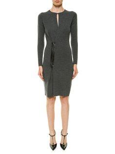 платье на молнии  Tom Ford