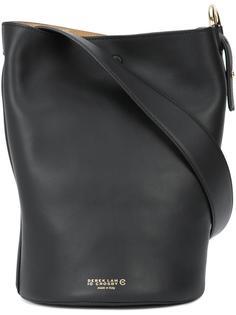 сумка через плечо с печатью-логотипом Derek Lam 10 Crosby