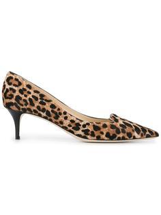 туфли-лодочки 'Allure' с леопардовым узором Jimmy Choo