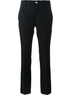 брюки с горох Gucci