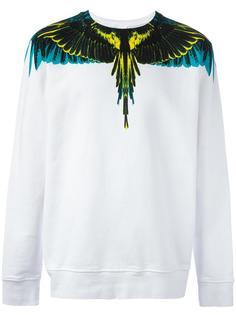 'Valentin' sweatshirt Marcelo Burlon County Of Milan