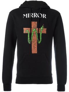 'Snake Mirror' hoodie Off-White
