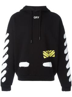 'Diag Spray' hoodie Off-White