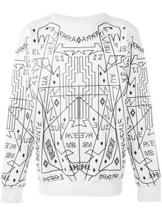'Salomon' sweatshirt Marcelo Burlon County Of Milan